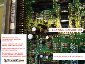 Leaking Capacitors