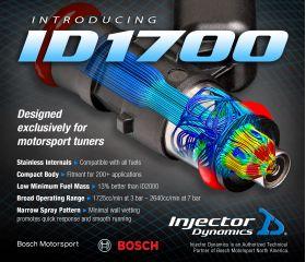 Injector Dyncamics 1700cc
